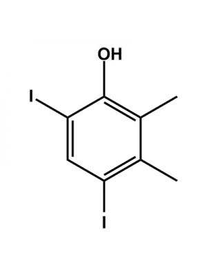 2,3-Dimethyl-4,6-diiodophenol