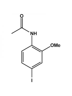2-Methoxy-4-iodoacetanilide