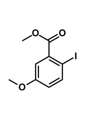 2-Iodo-5-methoxybenzoic acid methyl ester