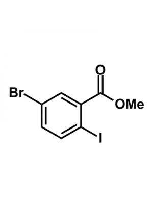 5-Bromo-2-iodobenzoic acid methyl ester