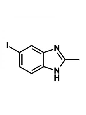 1H-Benzimidazole, 5-iodo-2-methyl-