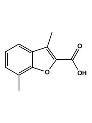 3,7-Dimethyl-2-benzofurancarboxylic acid