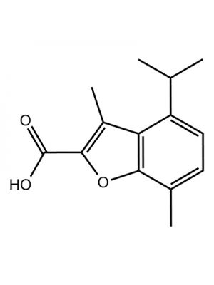 7-Isopropyl-3,4-dimethylcoumarilic acid