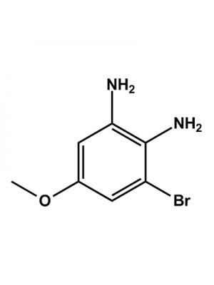 3-Bromo-5-methoxy-1,2-benzenediamine