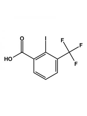 2-Iodo-3-trifluoromethylbenzoic acid