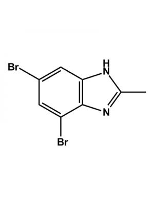 4,6-Dibromo-2-methyl-1H-benzimidazole