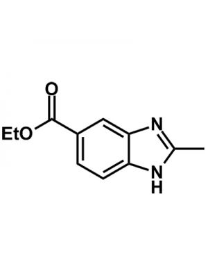 2-Methyl-1H-Benzimidazole-5-carboxylic acid ethyl ester